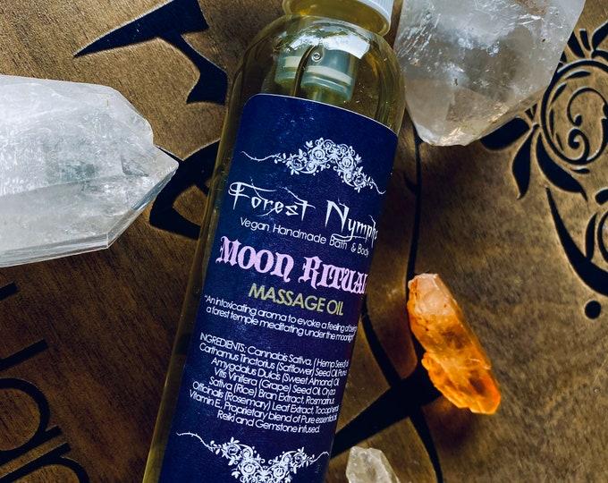 Moon Ritual 6oz Massage Oil
