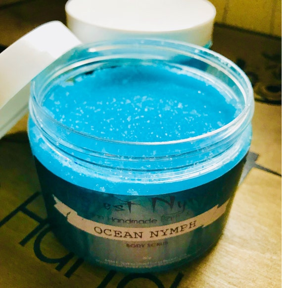 OCEAN NYMPH Salt Body Scrub