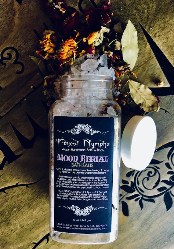 Moon Ritual Bath Salts