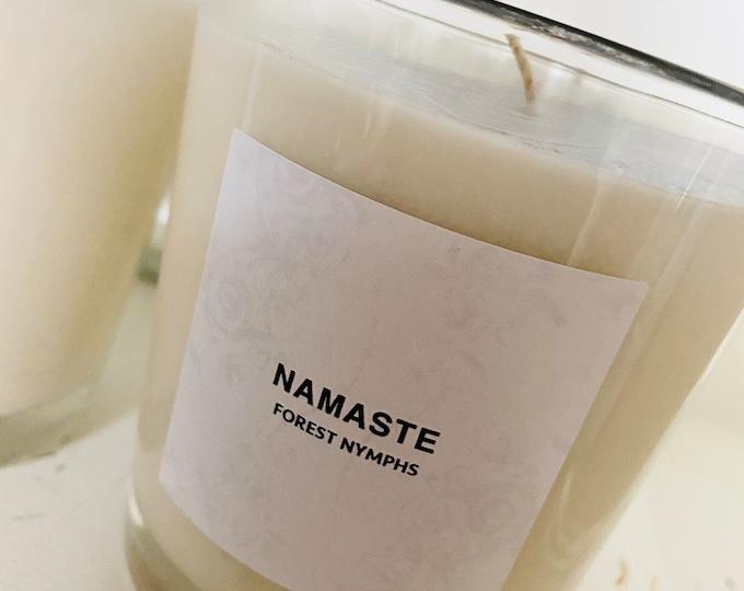 Namaste' Soy Candle