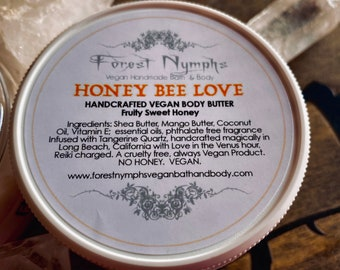 Honey BeeLove Body Butter