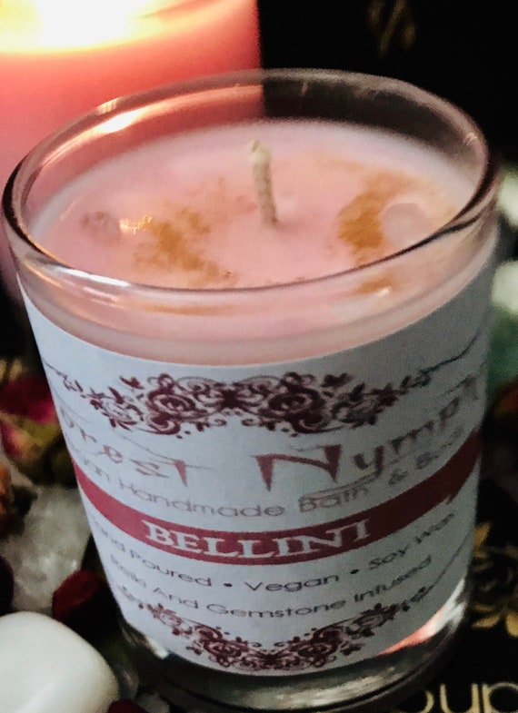 Bellini Soy Candle 3oz