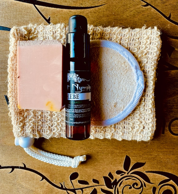 HeBe Oil And  Soap Cleanser set