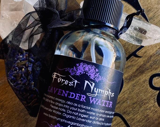 Lavender Hydrosol Water