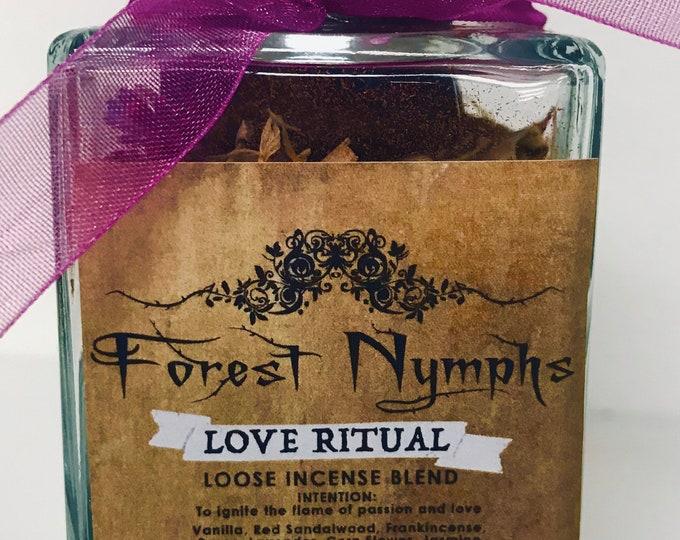 Love Ritual Loose Incense