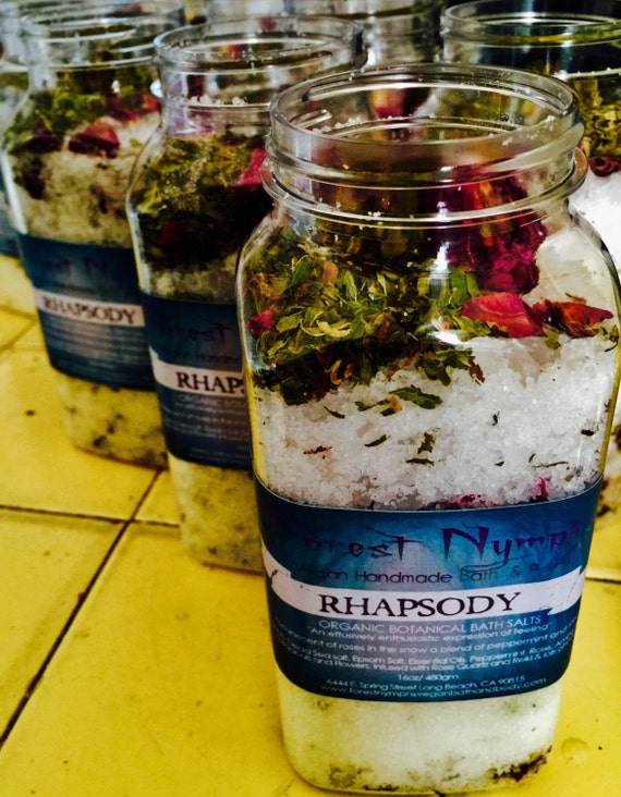 RHAPSODY Bath Salts
