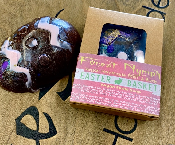 Chocolate Easter Egg Soap