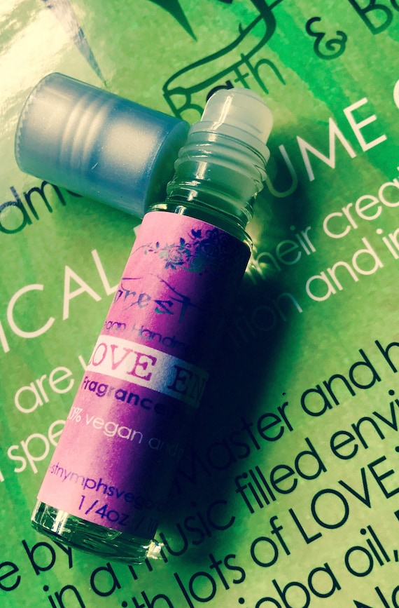 Love Energy Perfume Oil