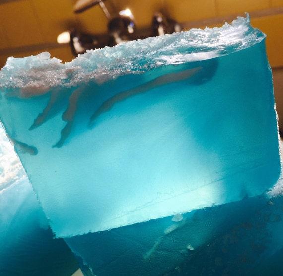 BLU  Soap