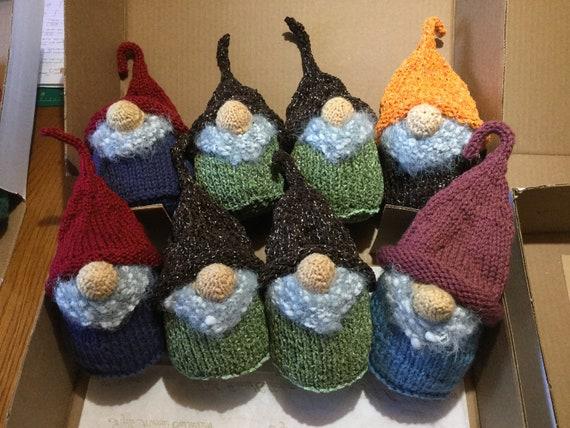 pdf Knitting Pattern for Gnallaah Gnomes PATTERN | Etsy