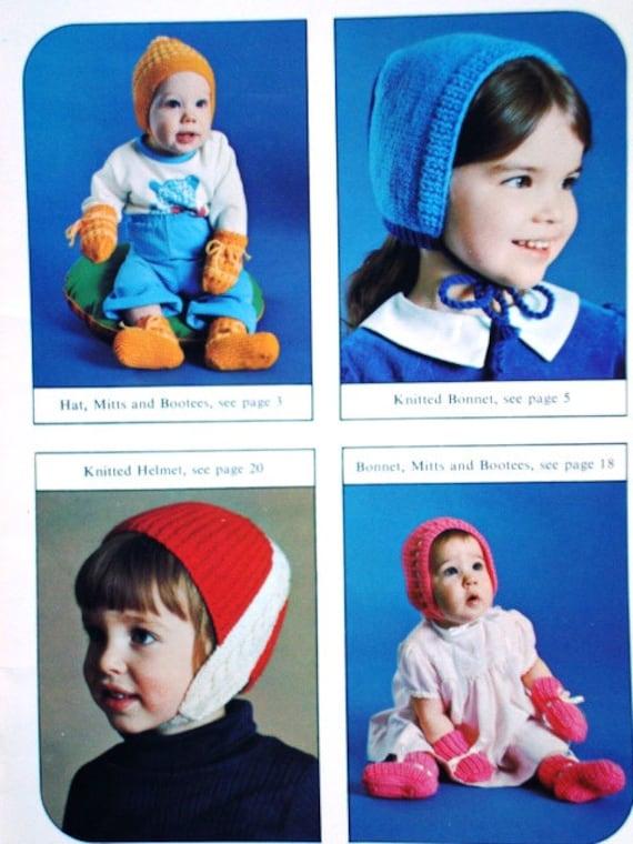 Zubehör für Knirpse und Kleinkinder stricken und häkeln Muster | Etsy