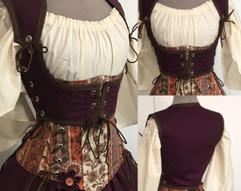 Medieval renaissance clothing | Etsy