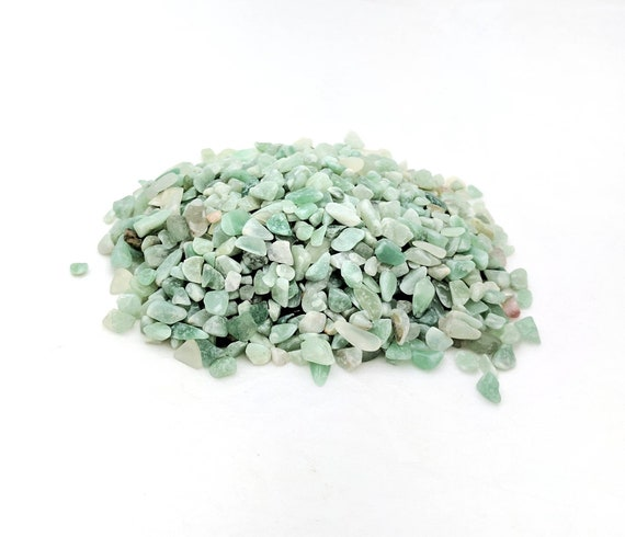 Genuine Turquoise Gemstone Un-Drilled Inlay Embellishment Mini-Chips 50 Grams ID-35