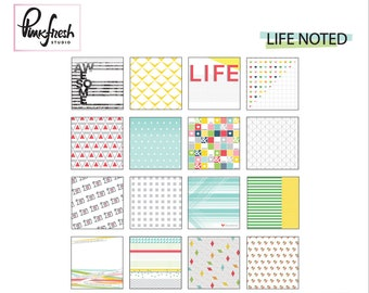 Pink Fresh Collection Kit - Life Noted