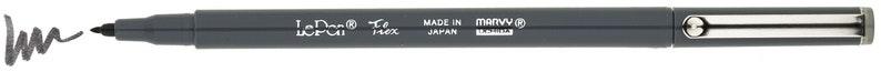 Dark Gray Le Flex Pen
