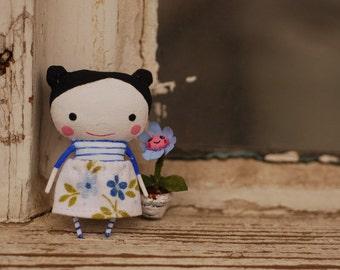 Rainy doll