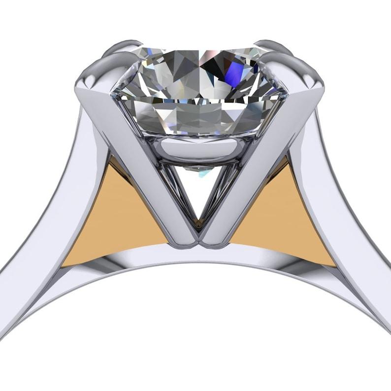 Custom Engagement Ring NONREFUNDABLE DEPOSIT ONLY