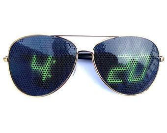 bd99f688688 4 20 digital clock Festival Sunglasses multiple styles available