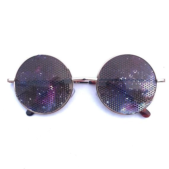 Pot of Gold Glasses Vampire Hippie Costume Glasses