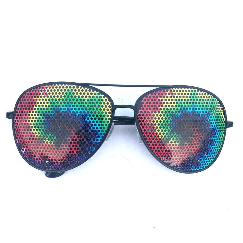 TieDye Spiral Graphic Aviator Sunglasses other styles Polarized Avi Black