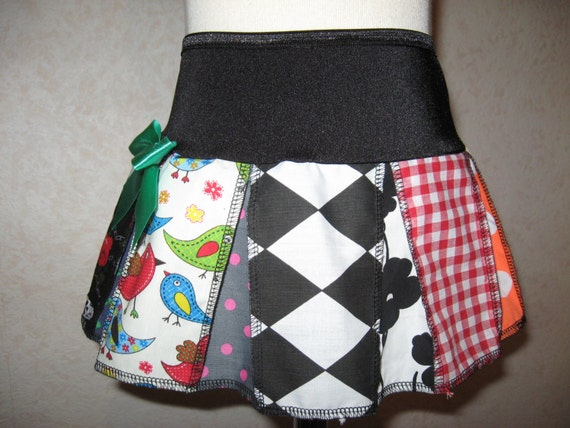 Girls pleated skirt age 9-10 Mix NEW Original Anything Goes All colours,patterns Cheerleader,summer Holiday Alternative Gothic Rock Gift