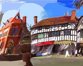 Stratford Houses