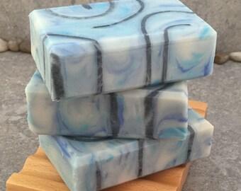 The Man Soap Artisan Cold Process Bar Soap - Large