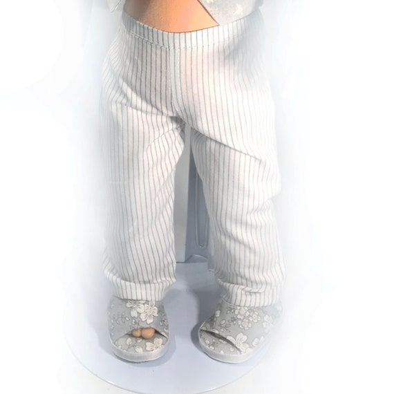 "American Girl Doll Clothing - Doll Clothing - Girl Gift - Pull-on Pants (Trousers) for 18"" Dolls. A119"