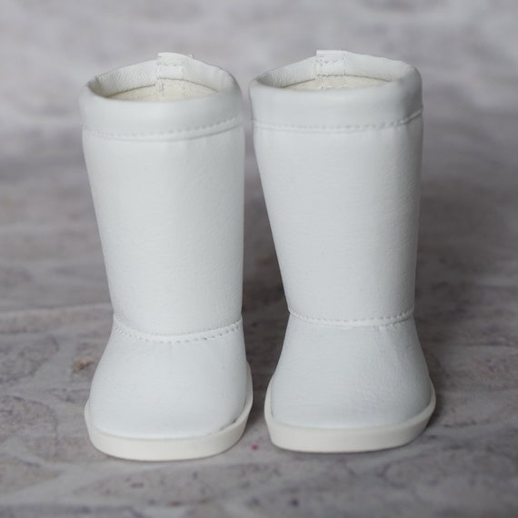 "American Girl Doll Accessories - Doll Boots - Girl Gift - Vinyl Winter or Rain Boots for 18"" Dolls. A116"