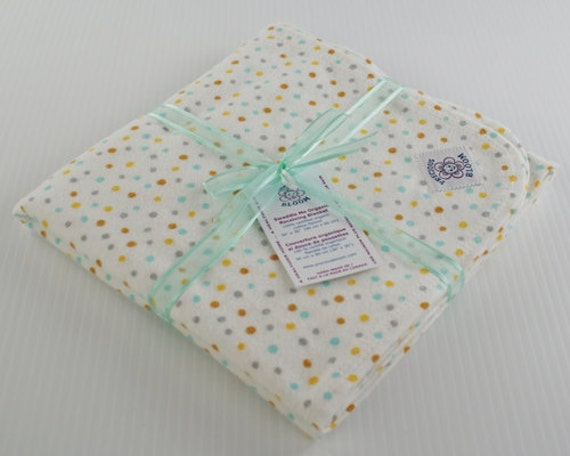 Swaddle Me Organic Receiving Blanket