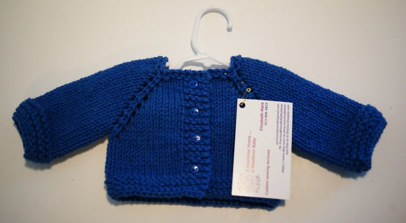 "Doll Sweaters (Raglan-Sleeve Cardigans) for 18"" Dolls. A109 A112 A113 A114 A119 A123 A124 A125"