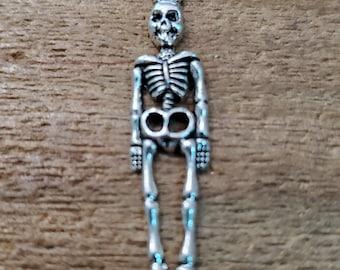 Skeleton Charms Set of 4