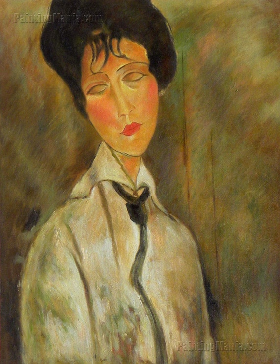 an analysis of the servant girl an oil painting by amedeo modigliani Click to view this oil painting the servant girl by amedeo modigliani at an affordable price this is a hand painted oil painting reproduction of amedeo modigliani the servant girl - on high quality canvas and available in many sizes or choose another artwork from thousands of different oil.