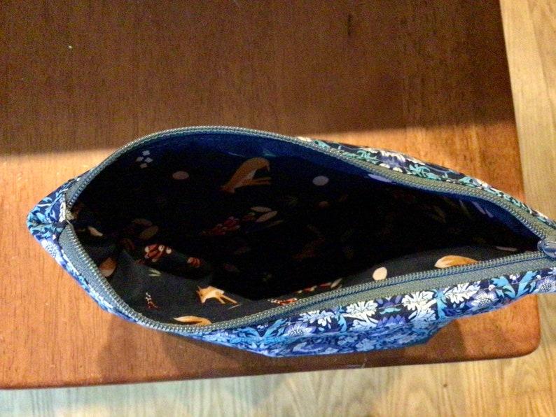 Cork bottom pouch