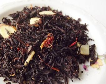 Love Potion, Amaretto, Cherry Almond, Black, Loose Leaf Tea