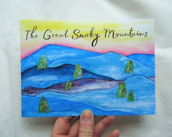 CARD - Great Smoky Mountains