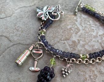In the vineyards Bracelet