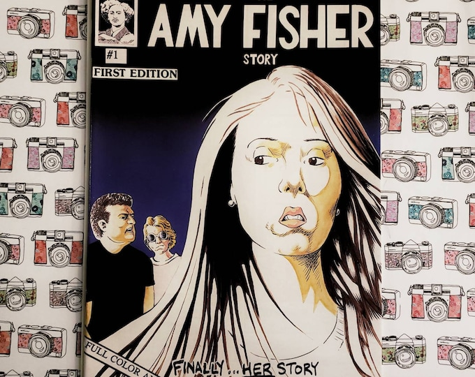 He Said/ She Said Comics, The Amy Fisher Story