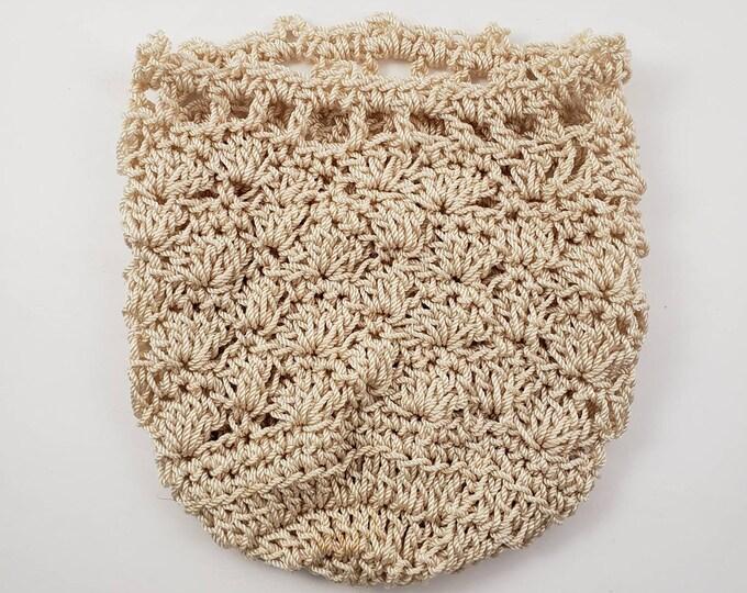 Crocheted Keepsake Bag