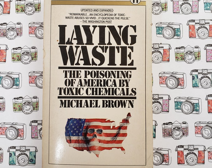 Laying Waste by Michael Brown