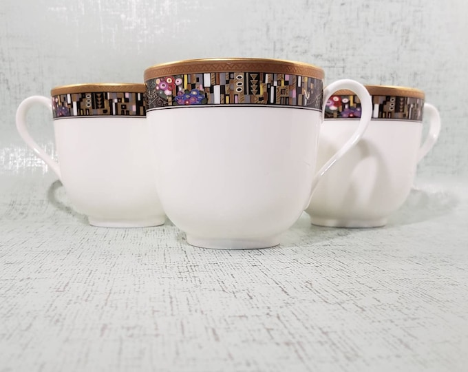 Mikasa Royal Glimmer Footed Cups
