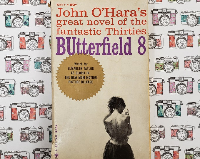 BUtterfield 8 by John O'Hara