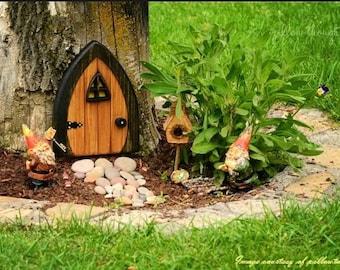 Fairy Doors, Gnome Doors, Faerie Doors, Elf Doors, 9 inch.