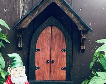 Fairy Porch / Awning, Gnome Porch / Awning