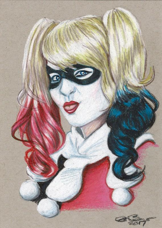 Harley Quinn Wunderfrau