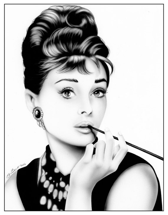 ++Hollywood Legende++3 Audrey Hepburn +Autogramm+