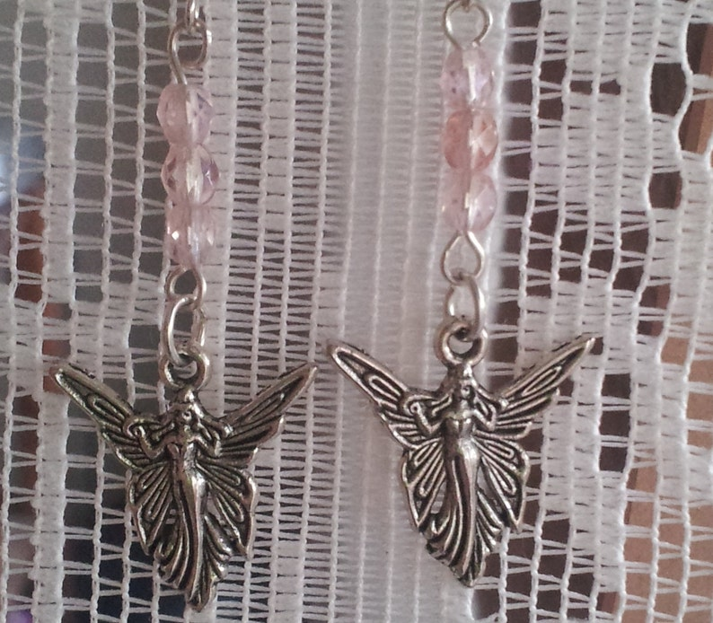 Victorian Fairy Earrings image 0