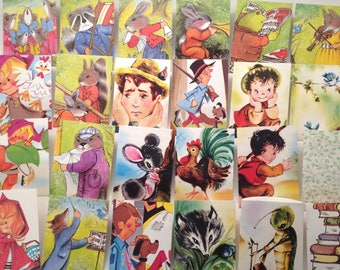 Envelopes - Top Load - Children's Book - x24 - Set 3