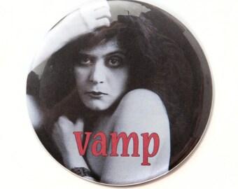 Vamp Theda Bara Magnet