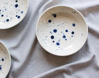 Speckled Serving Bowl